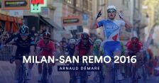 Demare wygrał Mediolan-San Remo w 2016 roku