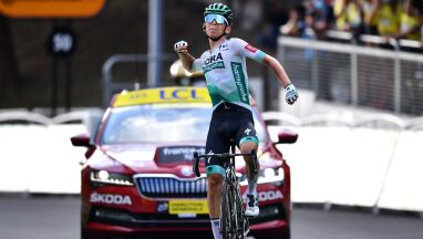 Waleczny Niemiec doczekał się triumfu w Tour de France. Bernal znów poniósł straty