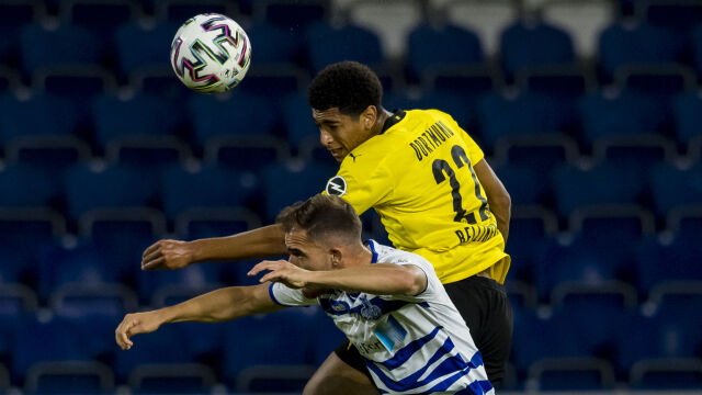Mocny start. Borussia zdeklasowała Duisburg w Pucharze Niemiec