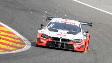 Kubica nie ukończył wyścigu.