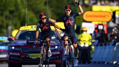 Polski dzień w Tour de France