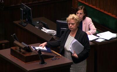 Gersdorf: rujnujecie ustawami najwyższy akt prawny, to nie materiał do wishful thinking
