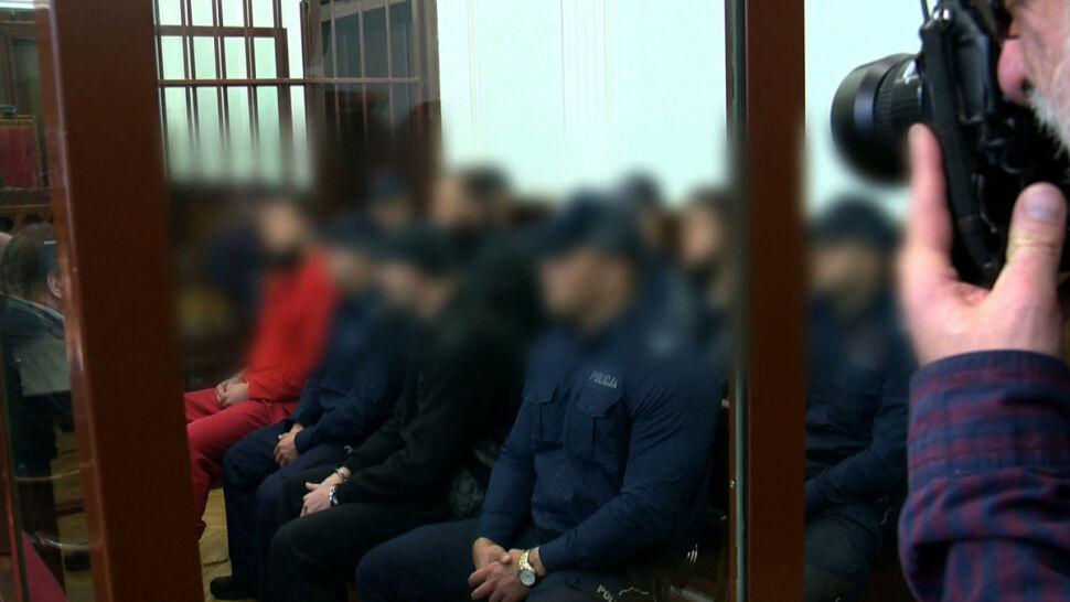 Oskarżeni o wspieranie terroryzmu. Wyrok w sprawie Czeczenów