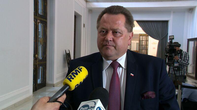 Zieliński: przepraszam za polską policję, ale nie cała jest taka