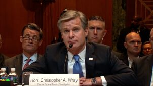 Dyrektor FBI: sankcje nie zdołały odstraszyć Kremla
