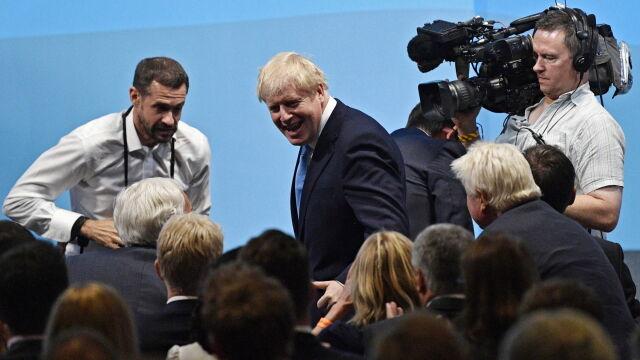 Boris Johnson następcą Theresy May