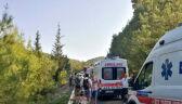 Rzeczniczka MSZ: 22 Polaków rannych w wypadku autokaru w Turcji