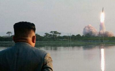 """Korea Północna wystrzeliła rakiety """"nowego typu"""""""
