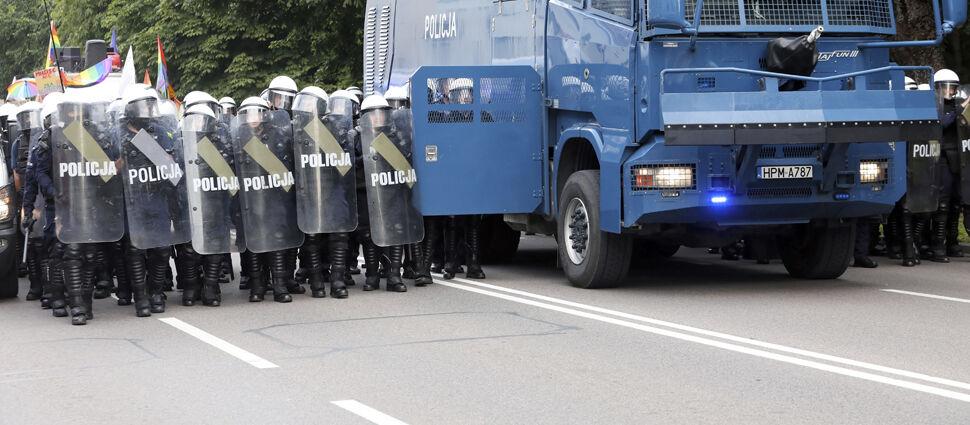 Neumann: pewnie nie pójdziemyw marszu  przeciwko przemocy organizowanym przez lewicę
