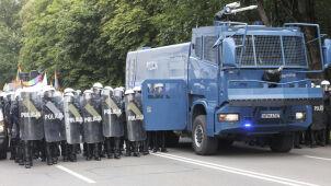 Ponad sto osób ukaranych mandatami po Marszu Równości w Białymstoku