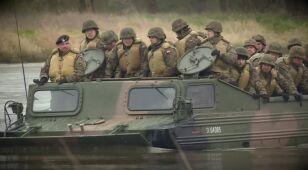 Żołnierskie ćwiczenia