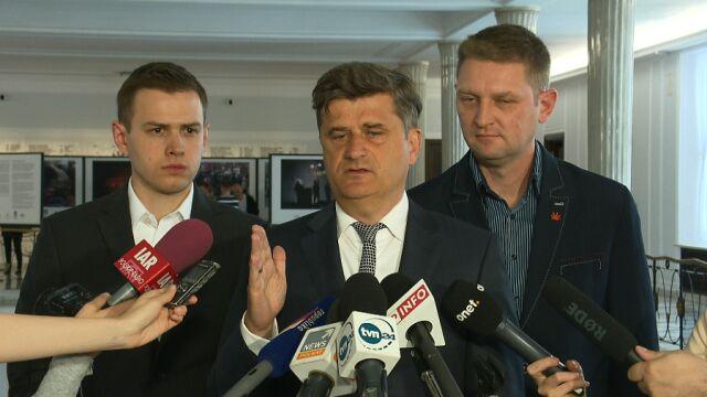 Palikot: Cimoszewicz na premiera, Rotfeld na szefa MSZ