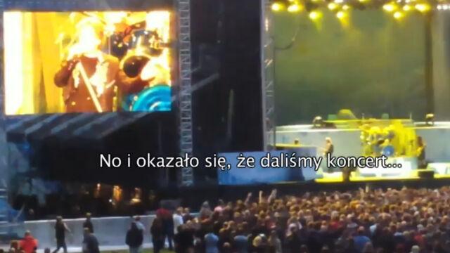 Iron Maiden W Poznaniu Ze Sceny Przypomnieli Tamto Wesele