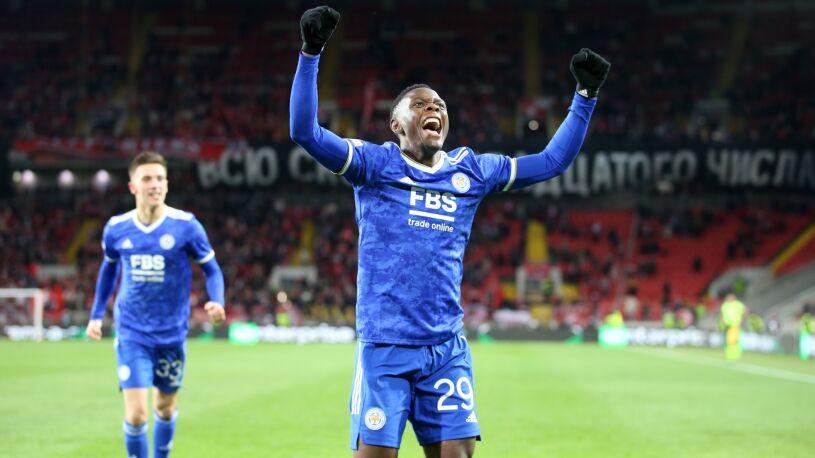 Grali rywale Legii w Lidze Europy. Cztery gole piłkarza Leicester City
