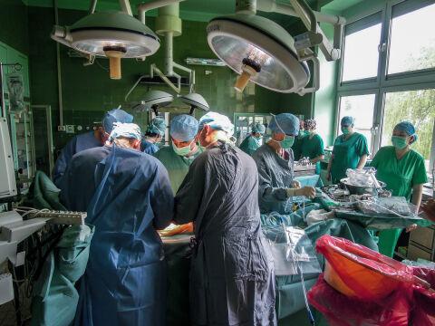 Lekarze przeszczepili nerkę 32-latce