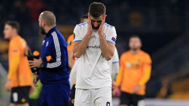 Slovan Bratysława za burtą Ligi Mistrzów z powodu koronawirusa
