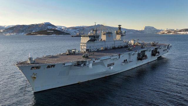 Brytyjczycy boją się inwazji na Falklandy