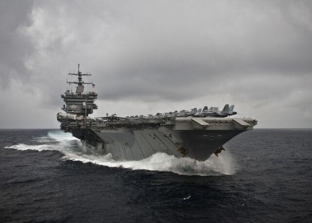 "Kryzys kubański, wojna wietnamska, film ""Top Gun"". Koniec legendy US Navy"