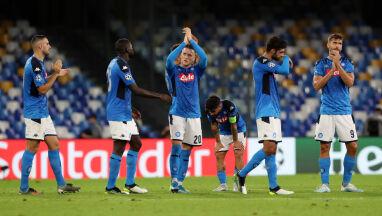 Gwizdy i krzyki na treningu Napoli.