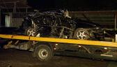 Trzej 19-latkowie zginęli w zderzeniu samochodu z cysterną
