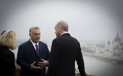 Spotkanie prezydentów Turcji i Węgier