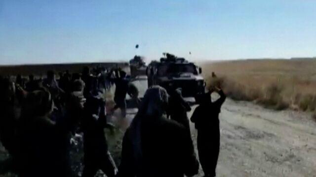 Rosyjsko-turecki konwój zaatakowany przez Kurdów