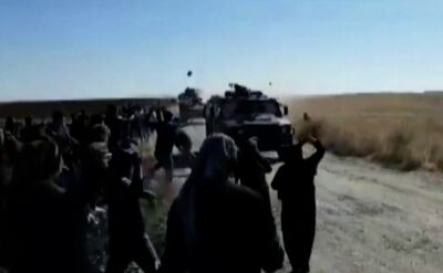 Atak Kurdów na rosyjsko-turecki konwój