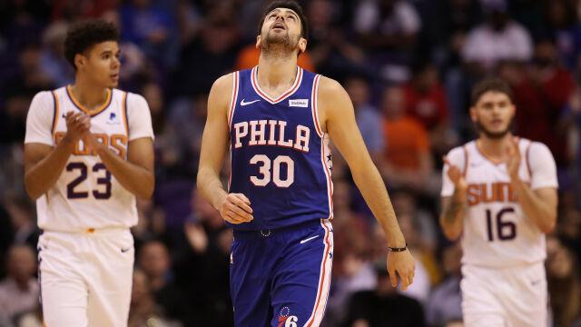 Znalazł się mocny na 76ers. W NBA nie ma już niepokonanych