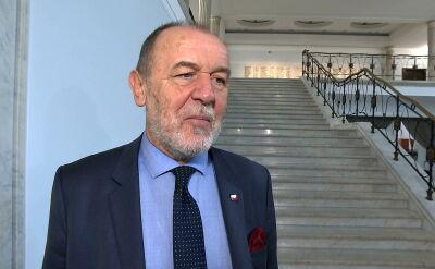 Jan Mosiński o kandydatach do Trybunału Konstytucyjnego