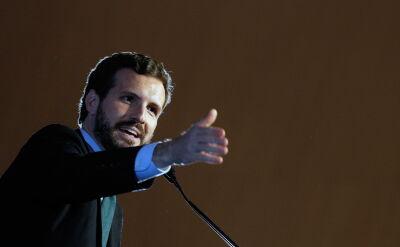 Casado skrytykował wizytę króla Hiszpanii na Kubie