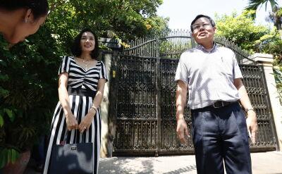 Z aresztu domowego zwolniono lidera opozycji Kema Sokhę