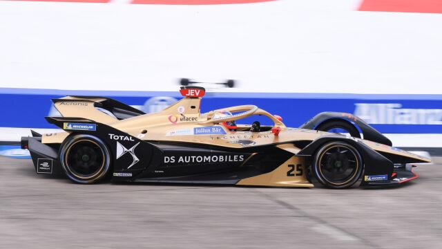 Mistrz świata FE po testach: mój samochód prowadzi się okropnie w takich próbach
