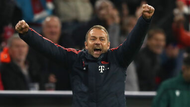 Jeśli wygra z Borussią, to zostanie. Warunek dla trenera Bayernu