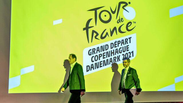 Start Tour de France w Kopenhadze prawdopodobnie rok później niż planowano