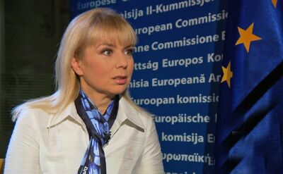 Cała rozmowa z komisarz Elżbietą Bieńkowską