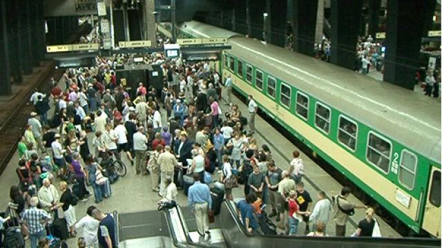 Nowy rozkład pociągów, podróżni w kłopocie