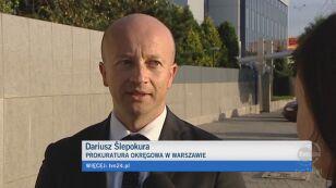 Prokurator Ślepokura o wszczęciu postępowania w sprawie próby samospalenia (TVN24)
