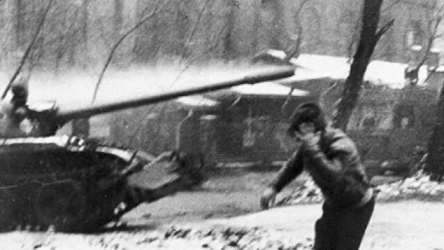 """Zdjęcia w Wujku robił tylko on i milicja. """"Miałem aparat w kurtce"""""""