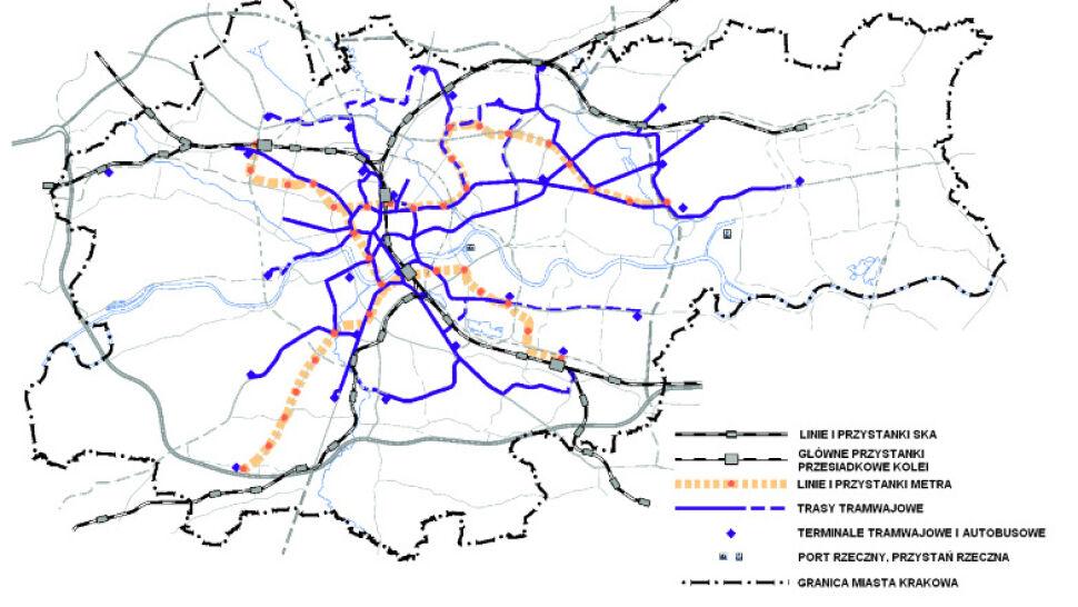 Za ile metro w Krakowie?