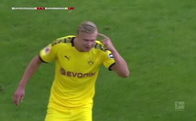 Haaland uratował BVB przed remisem z Fortuną w 31. kolejce Bundesligi