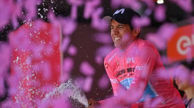 Carapaz przypieczętował historyczny triumf. Wielki dzień dla Ekwadoru