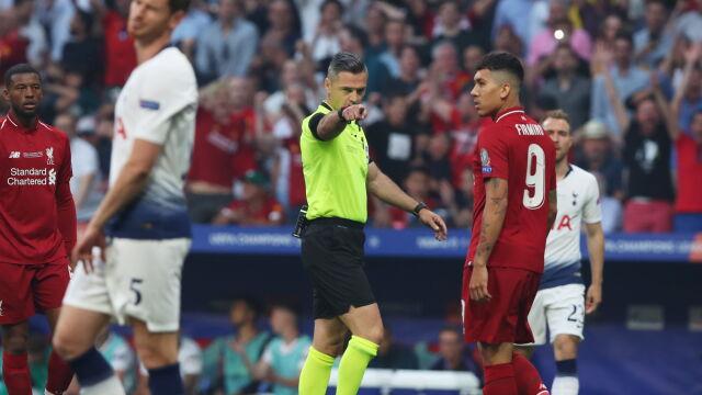 22. sekunda i od razu kontrowersja. Ręka, karny i gol dla Liverpoolu