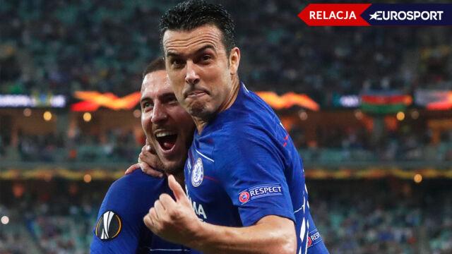 Chelsea - Arsenal 4:1 (RELACJA)