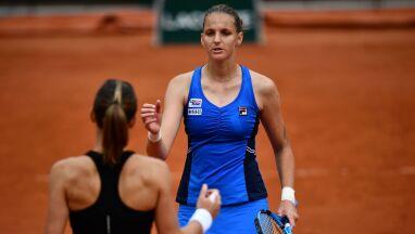 Szybki koniec Pliskovej w Roland Garros. Osaka pozostanie liderką