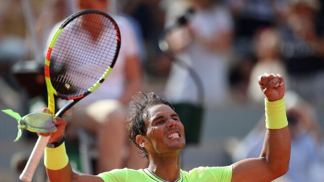 Rozpędzony Nadal. Wygrany mecz numer 90