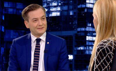 Kropka nad i: Biedroń: początki PRL-u były podobne