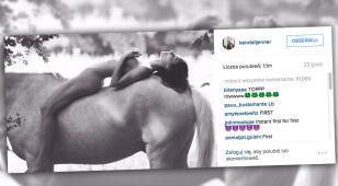 Kendall Jenner znowu