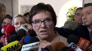 Kopacz: będzie wniosek o odwołanie marszałka Sejmu