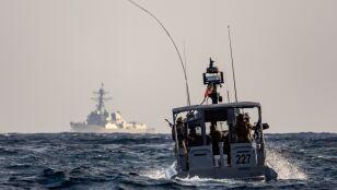 """Amerykanie przejęli frachtowiec. Na pokładzie """"irańska broń"""""""