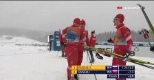 Rosjanie zdominowali sztafetę 4x7,5 km w Lillehammer